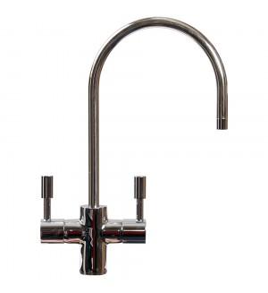 Кран Новая Вода RF06-BD (двойной)