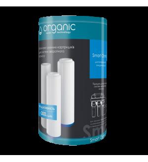 Комплект картриджей Organic Smart Osmo