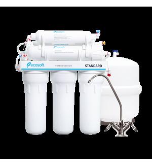 Фильтр обратного осмоса Ecosoft Standard с минер...